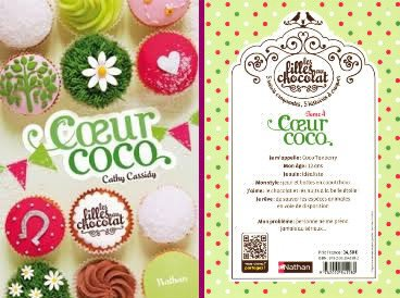 Tome 4 - Coeur Coco - Cathy Cassidy