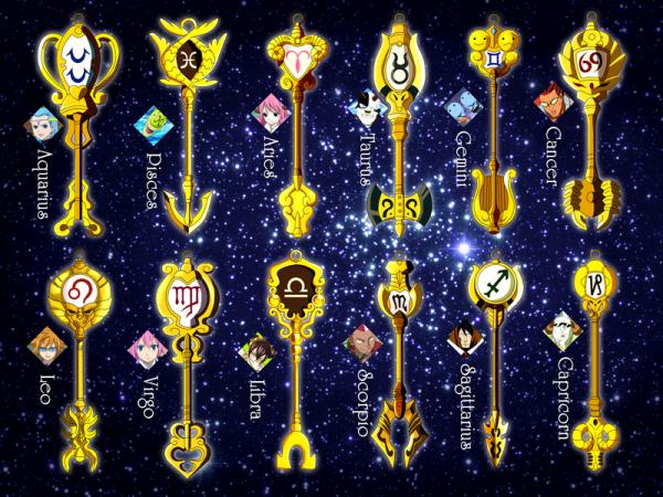 Les clefs de Lucy