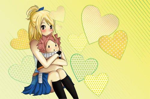 Couple : Erza & Gellal Vs Lucy & Natsu