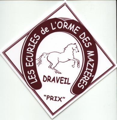 ~~~~~~~~~~Les Chevaux Des écuries De L'Orme Des Maziére~~~~~~~~~~
