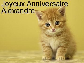 Joyeux Anniversaire A Mon Fils Alexandre Qui A 25 Ans Aujourd Hui