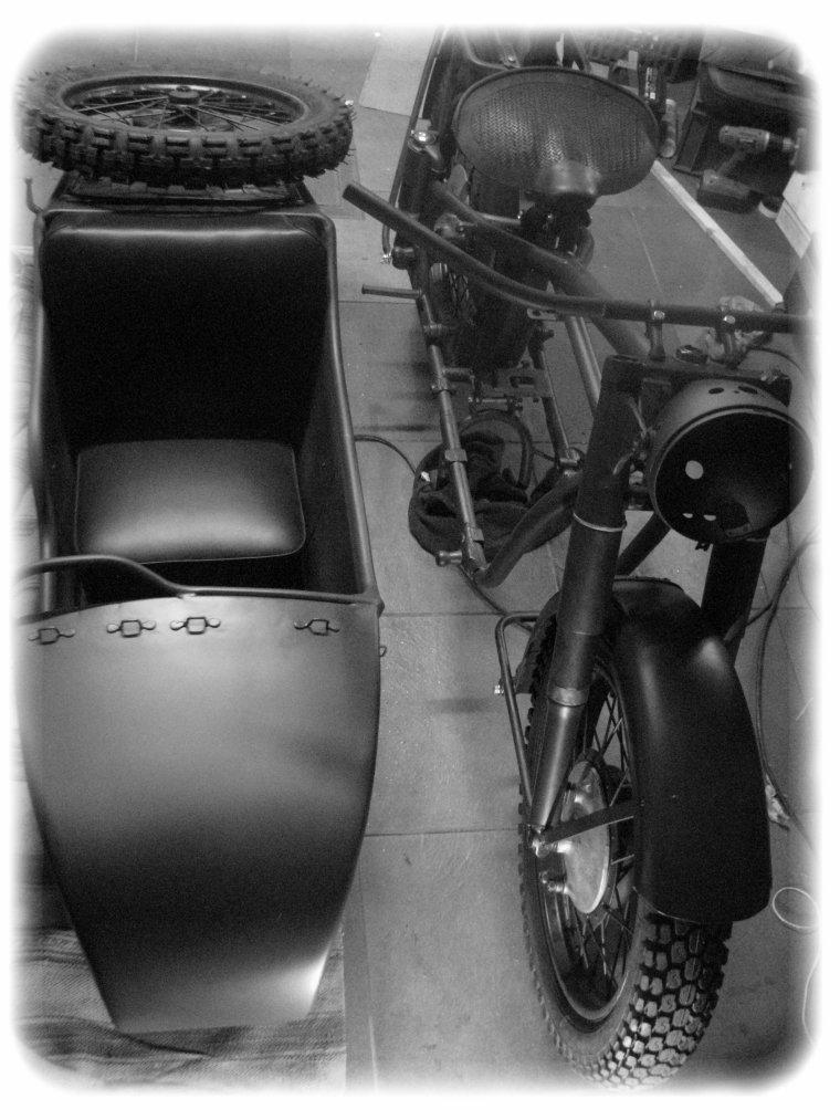 ça commence a ressembler à une moto