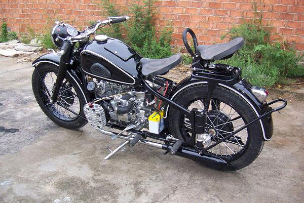 modif garde boue arri re m72 pour r71 restauration side car bmw r71 de la seconde. Black Bedroom Furniture Sets. Home Design Ideas