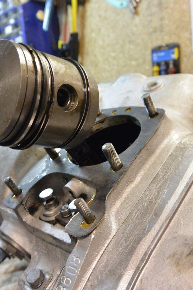 Remontage moteur partie 1