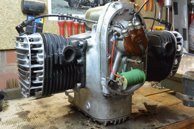 Remontage moteur partie 2