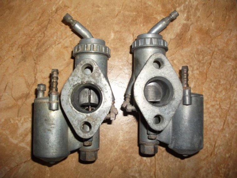 Réglages carburateurs sur Flat Twin BMW / URAL / DNERP