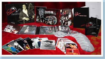 "voici ma dernière acquisition  ""ELVIS ULTIMATE COLLECTION ELVIS"" 200 euros"