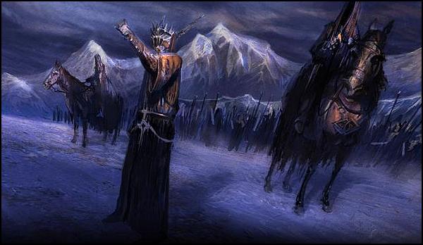 Le Mordor dans toute sa splendeur!