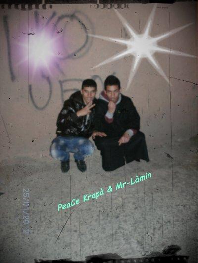 Mc aGdàYmiZiiK & Mc KràPà