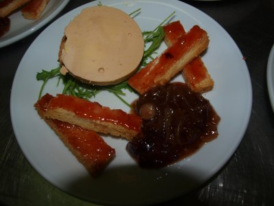 foie gras avec un chutney de figues blog de servicecatering. Black Bedroom Furniture Sets. Home Design Ideas