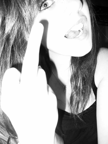 « FUCK YOU / »