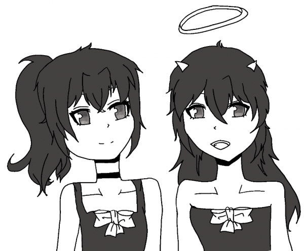 AmatsuChan & Alice Angel