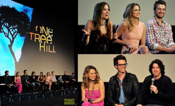An evening with OTH