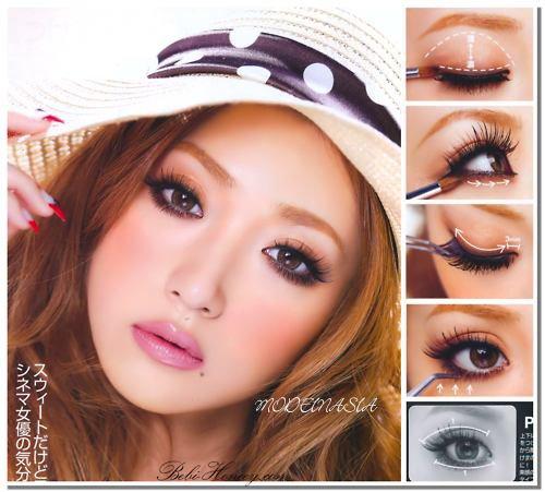 Make-Up japan glamours