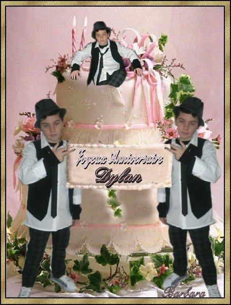 Joyeux Anniversaire Dylan Blog De Aimer La Vie184