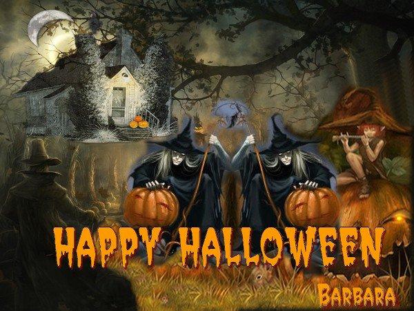 C'est la fête d'Halloween ! Les cauchemars… au placard !