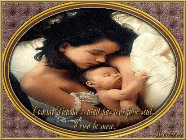 Fête de mère...8 mai 2011