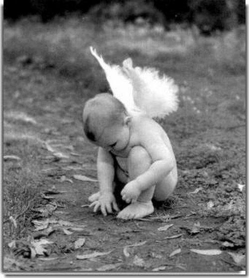 J'ai décidé de faire une chaîne d'anges