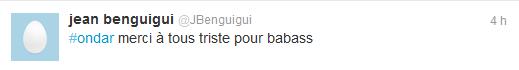 Jean Benguigui est-il allé (beaucoup) trop loin sur Babass ?