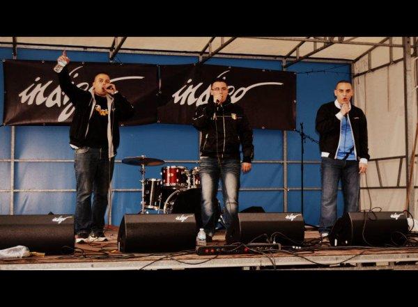 *Fete de la musique la Louviere avec Zerko & Gianni White