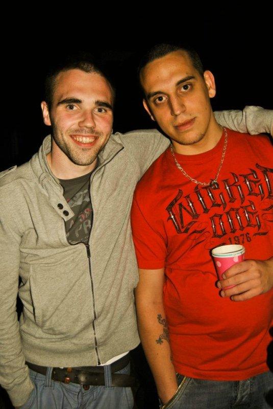 Jordy & Moi... (Annif Weena)