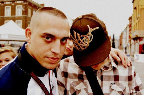 Moi & Vassily...