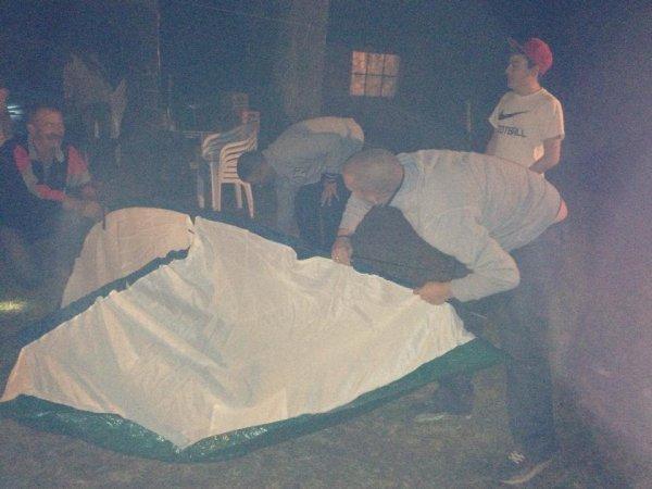 Camping caravane de Zer