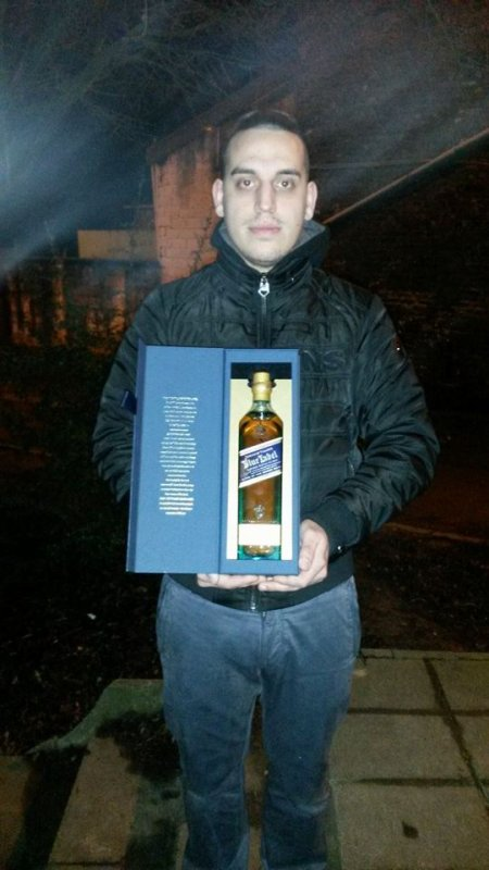 Me and Blue Label