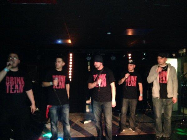 DrinkTeam - MéliMélo (Répète - Concert )