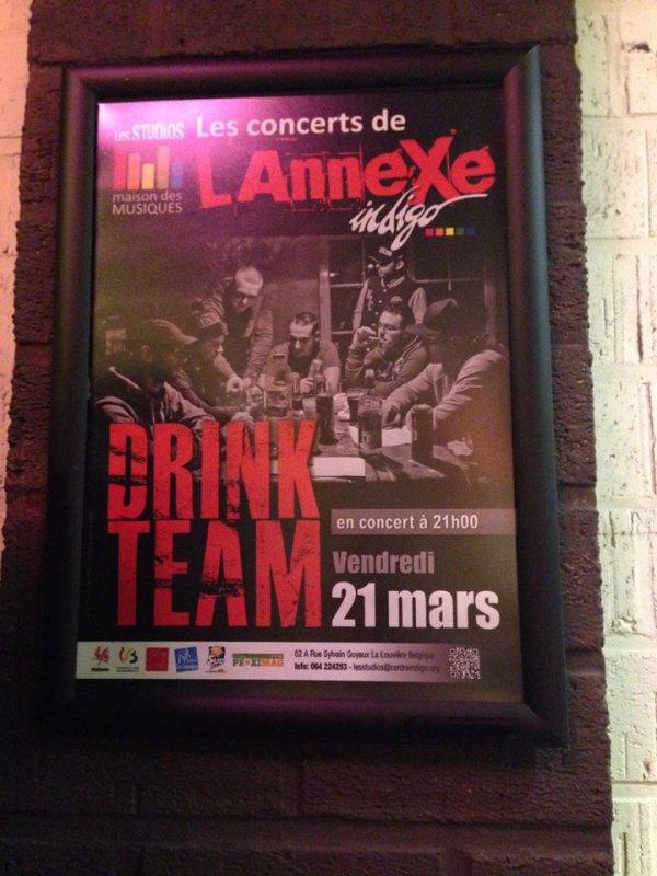 Concert l'annexe 21 mars
