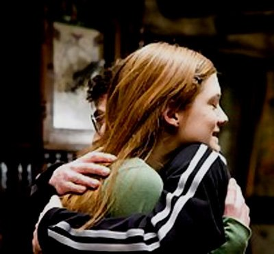 P'tit calin (Ginny et Harry)