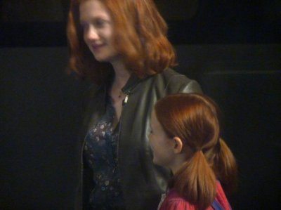 Ginny et Lily