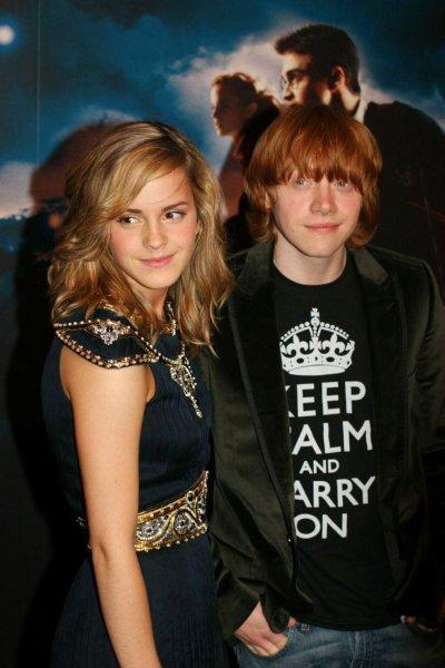 Emma et Rupert