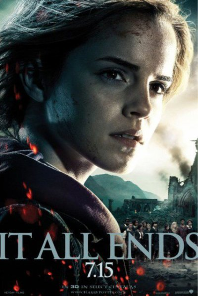 Harry Potter et les Reliques de la Mort-2ème partie