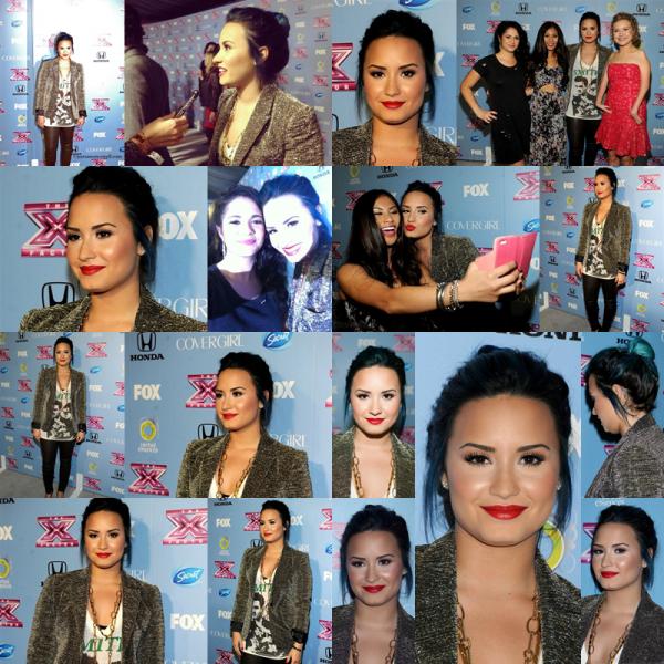 LE 03/11 - Demi a fait un concert dans la salle House Of Blues à Orlando, en Floride !!