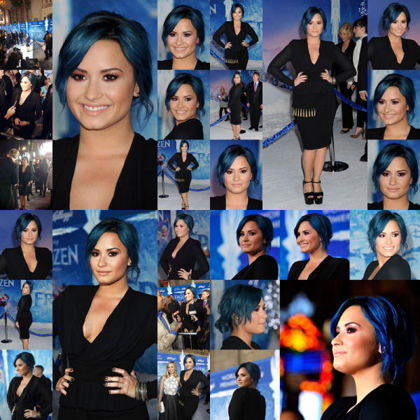LE 16/11 - Demi a été vu en compagnie d'un ami à Los Angeles !!