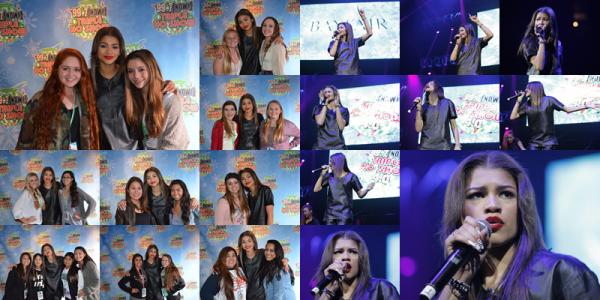 LE 05/12 - Demi était à la fête organisé par le magazine Nylon et Mc Donals à Hollywood !!
