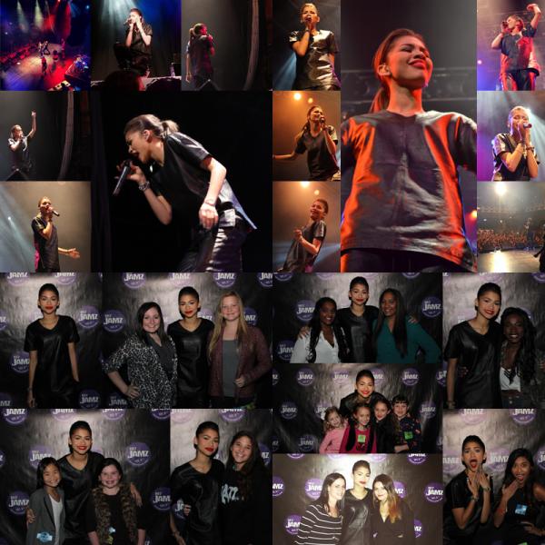 LE 12/12 - Zendaya est aller au ODALC Inspiration Awards !!