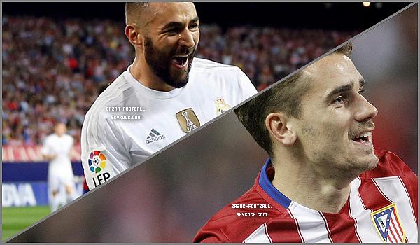 Liga BBVA: Real Madrid / Atletico Madrid