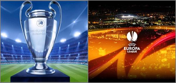 UEFA Champion's League & Europa League: Tirage au sort du 14/12/15