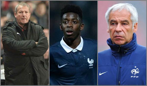 Equipe de France Espoirs: Dembélé : «Je suis jeune et je récupère vite»