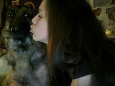 Plus je connais les hommes plus j'aime mon chien