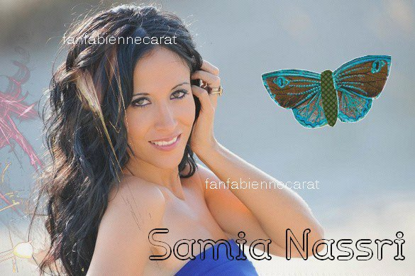 Samia Nassri et Flash back