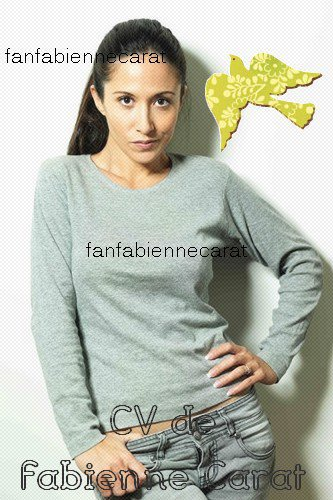 CV de Fabienne Carat