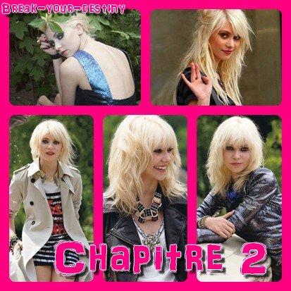 Chapitre second