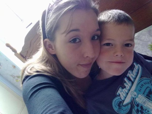 Moi et mon cousin Thibault <3