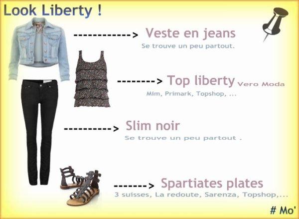 Tenue Liberty ! ♥