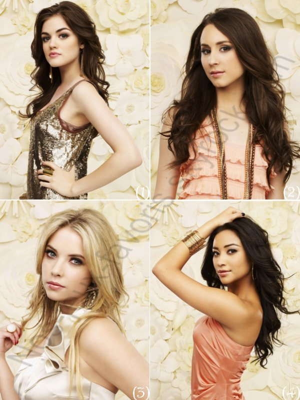 Pretty Little Liars - Introduction