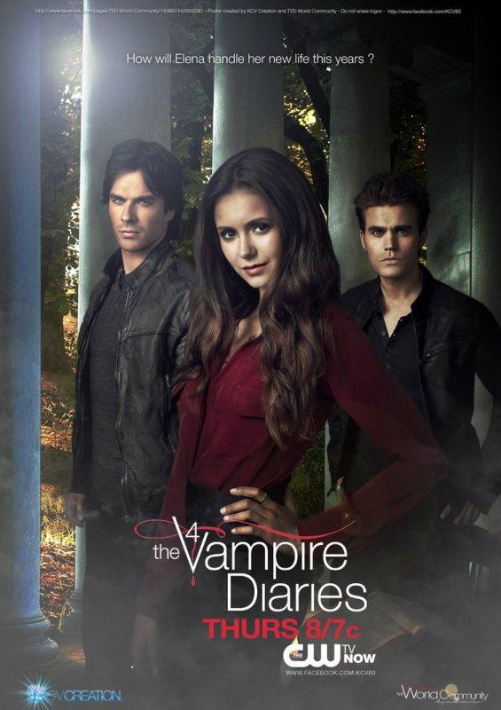 Vampire Diaries - Saison 1
