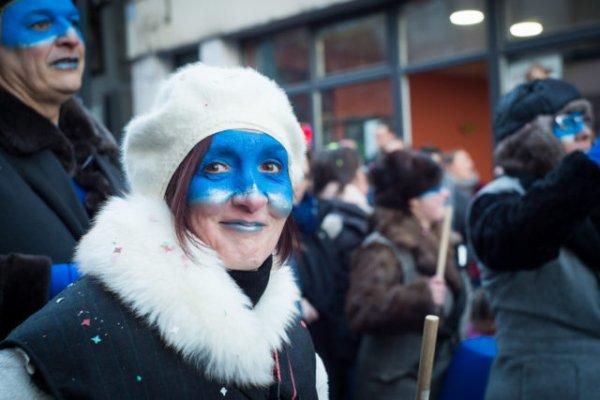 ce mardi   je serait asbent une bonne partie de la journe je serait au carnaval de charleroi